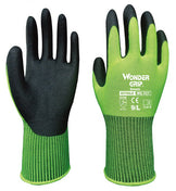 Garden Safety Nylon Gloves - 2 Pairs