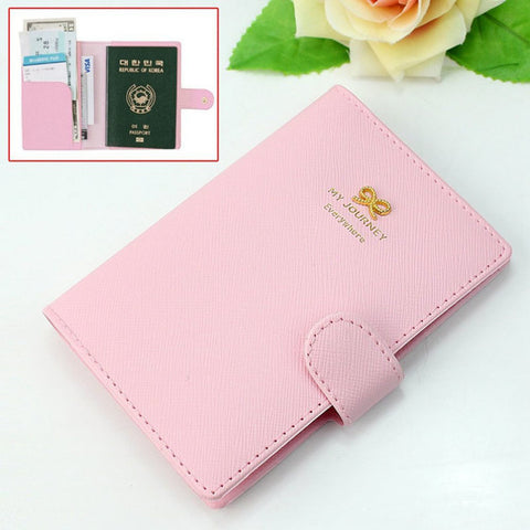Quality Passport & Card Holder for Women