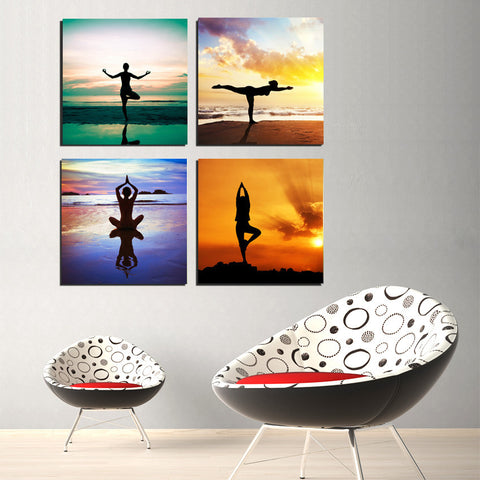 Balance Your Life Canvas