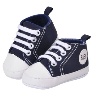 Baby Sneakers Free Offer (7 Colors) - $0.00
