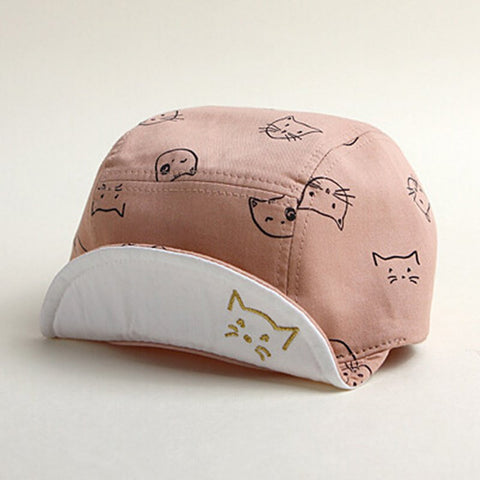Image of Cute Baby Cat Cap Hat Giveaway - $0.00
