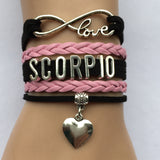 Love My Zodiac Sign Bracelet FREE Offer