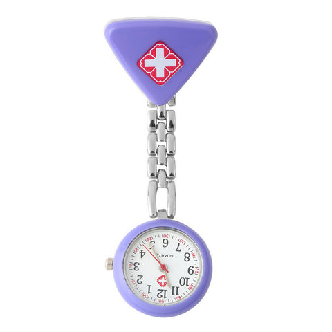 Image of The White Cross Pocket Nurses Watch