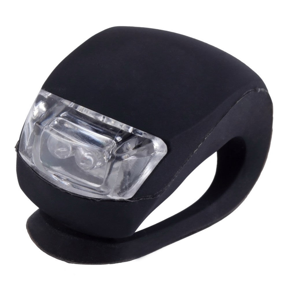 Easy to Use Bicycle Front Rear LED Flash Light