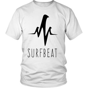 Surfbeat - Big Wave - White