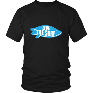Live The Surf - Black