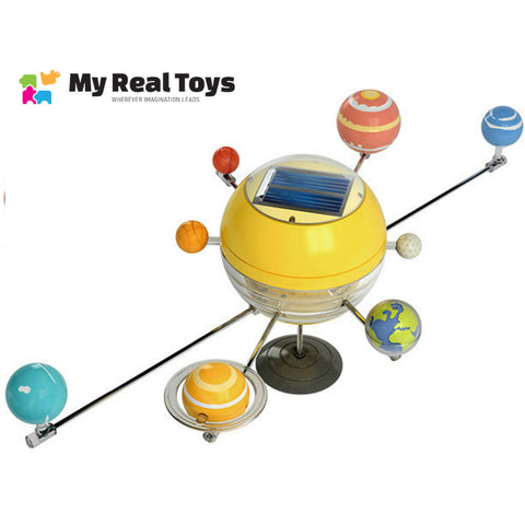Image of The Solar System - Solar Powered