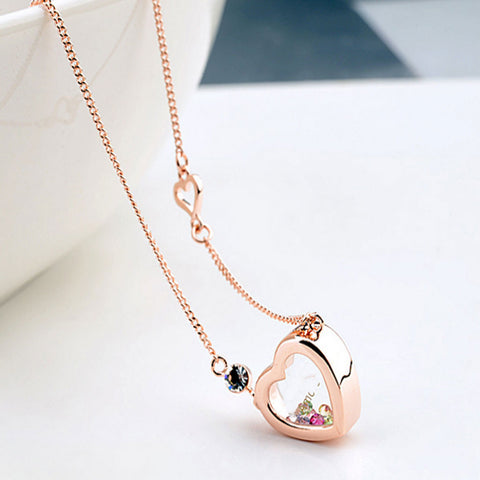 Superior Love Heart Necklace
