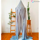 Beautiful Tassel Decor Baby Mosquito Net