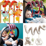 Grow Your Senses Sound & Touch Baby Toy - 8 designs