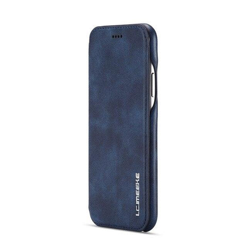 LuxLeather - The Wallet Stand Case For iPhone 8 / 8 Plus