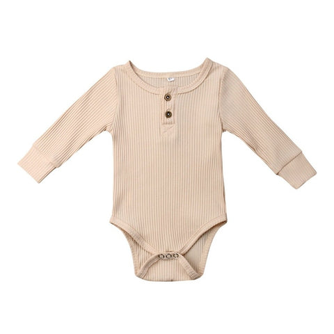 Baby Front Button Bodysuit