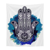 The Eye Of Consciousness Wall Tapestry