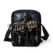 Game Over Reaper Messenger Bag