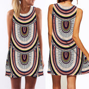 Retro Hippie Dress