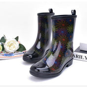 Happy Hippie Rain Boots
