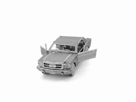 Image of DIY 3D Vehicles Metal Puzzles