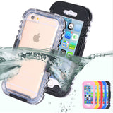 Waterproof  Heavy Duty Case For Apple iPhone