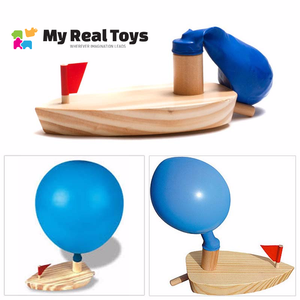 Blow And Sail Balloon Powered Boat For All Ages Giveaway