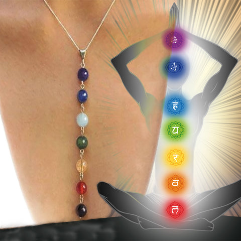 Image of Activate Your Chakras Healing Necklace FREE Offer - $0.00