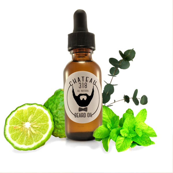 Dashing Guy Beard Oil - Chateau 318