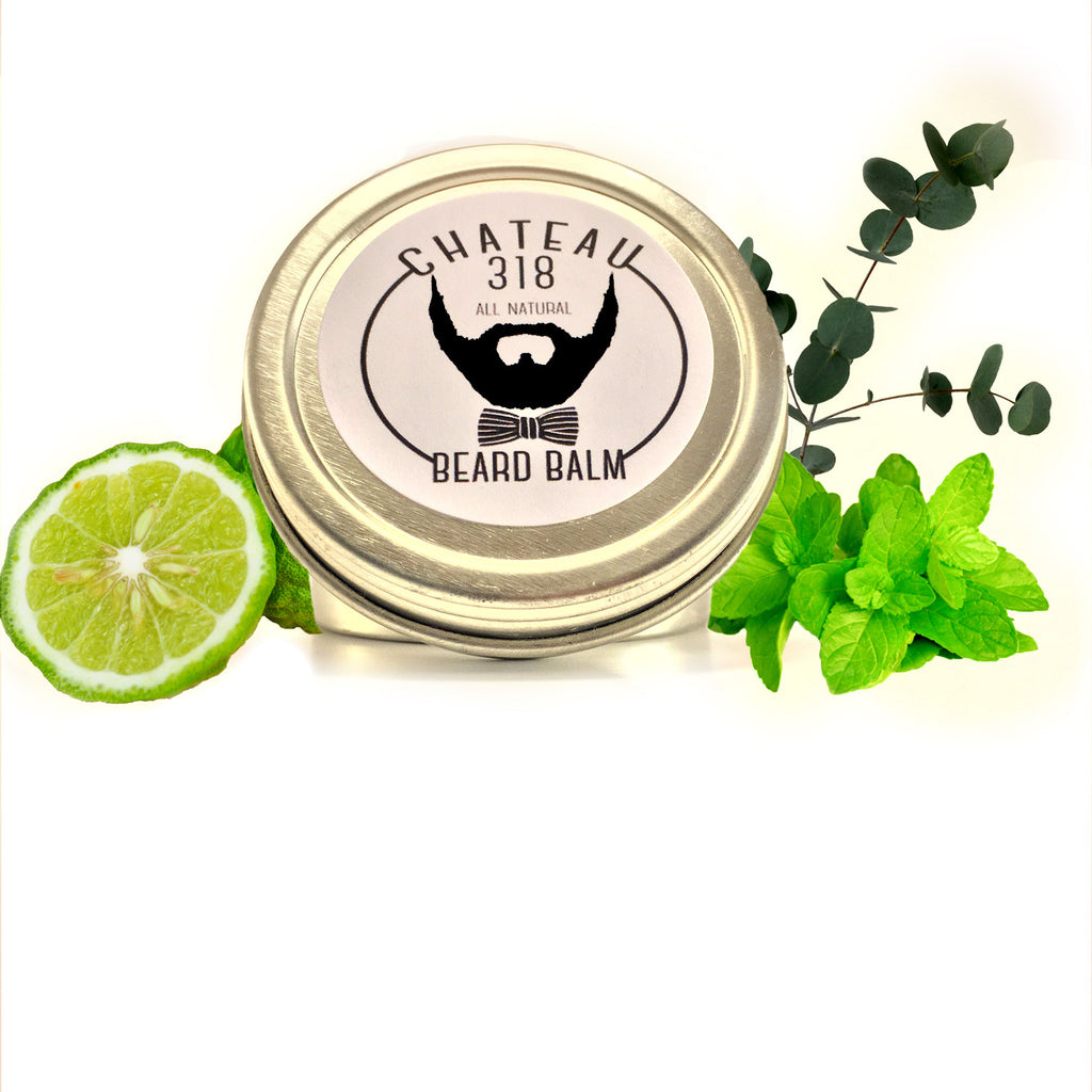 Dashing Guy Beard Balm - Chateau 318