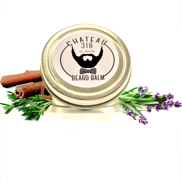 Spiced Gentleman Beard Balm - Chateau 318