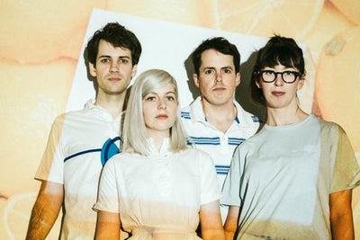 Alvvays TTC Party + Intimate CBC METZ set