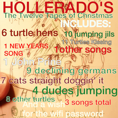 Hollerado - 12 Tapes of Christmas