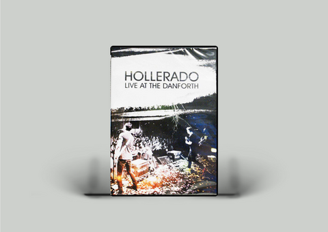 Hollerado - Live at the Danforth DVD