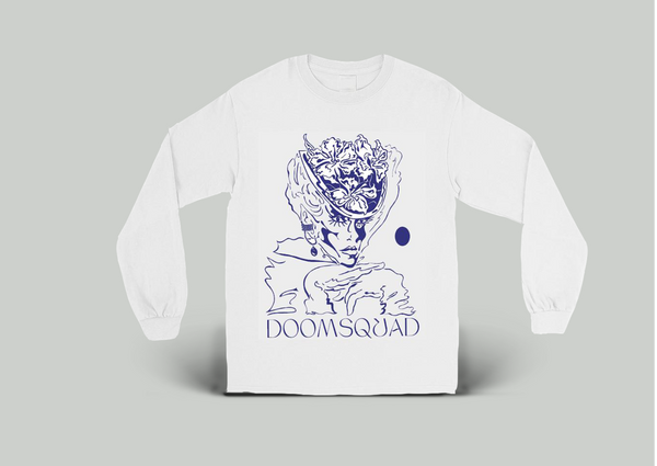 Doomsquad - Long Sleeve Face Shirt