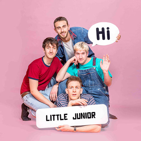 Little Junior - Hi (Digital Album)