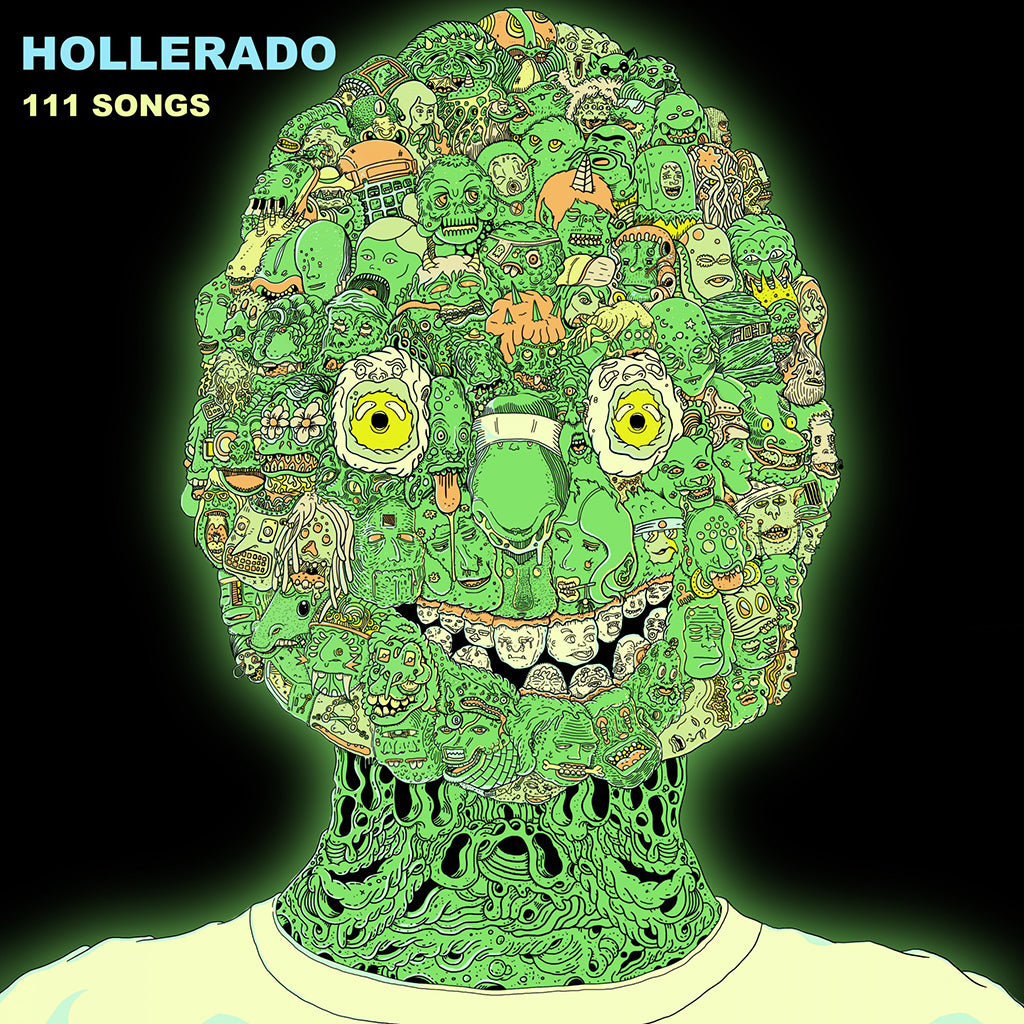 Hollerado - 111 Songs Digital Download