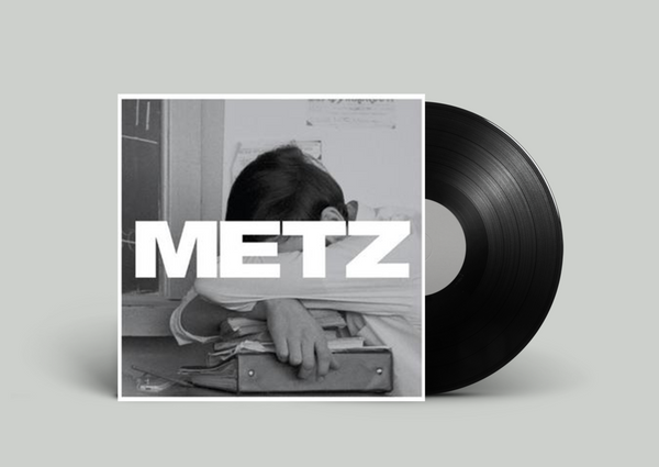 METZ - Double Vinyl Bundle