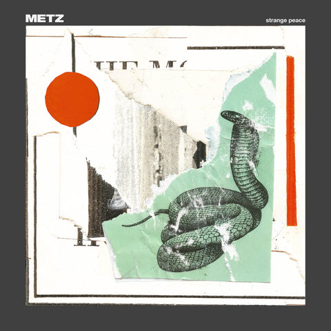 METZ - Triple Vinyl Bundle