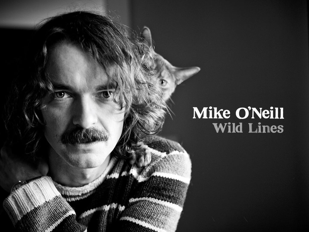 Mike O'Neill - Wild Lines LP