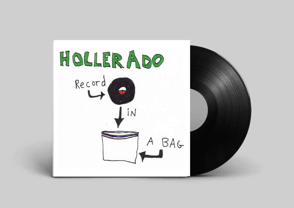 Hollerado - Record in a Bag Album