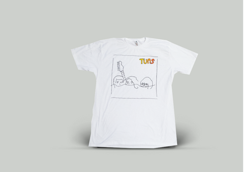 TUNS - Album Cover Tee