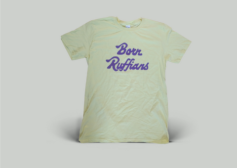 Born Ruffians - The Mustard Shirt