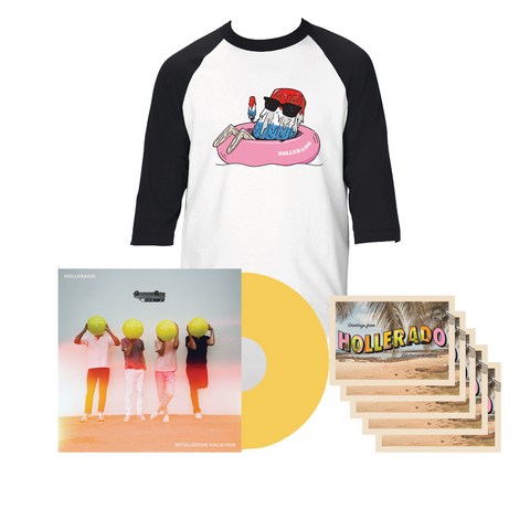 Hollerado - Retaliation Vacation Goodbye Bundle