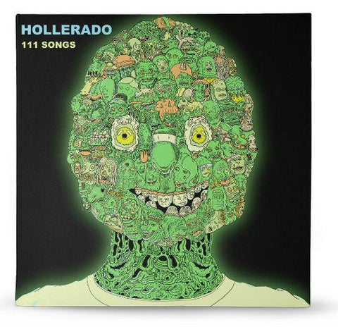 Hollerado - 111 Songs Workbook