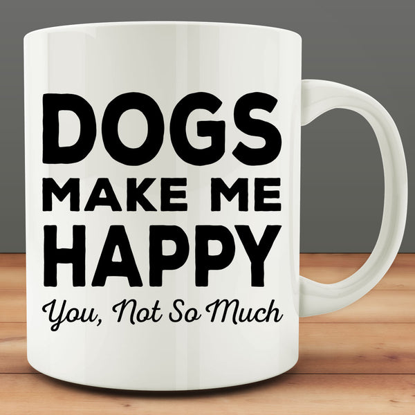 See More Dog Mugs