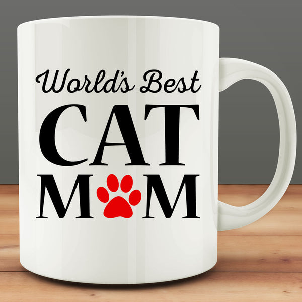 See More Cat Mugs