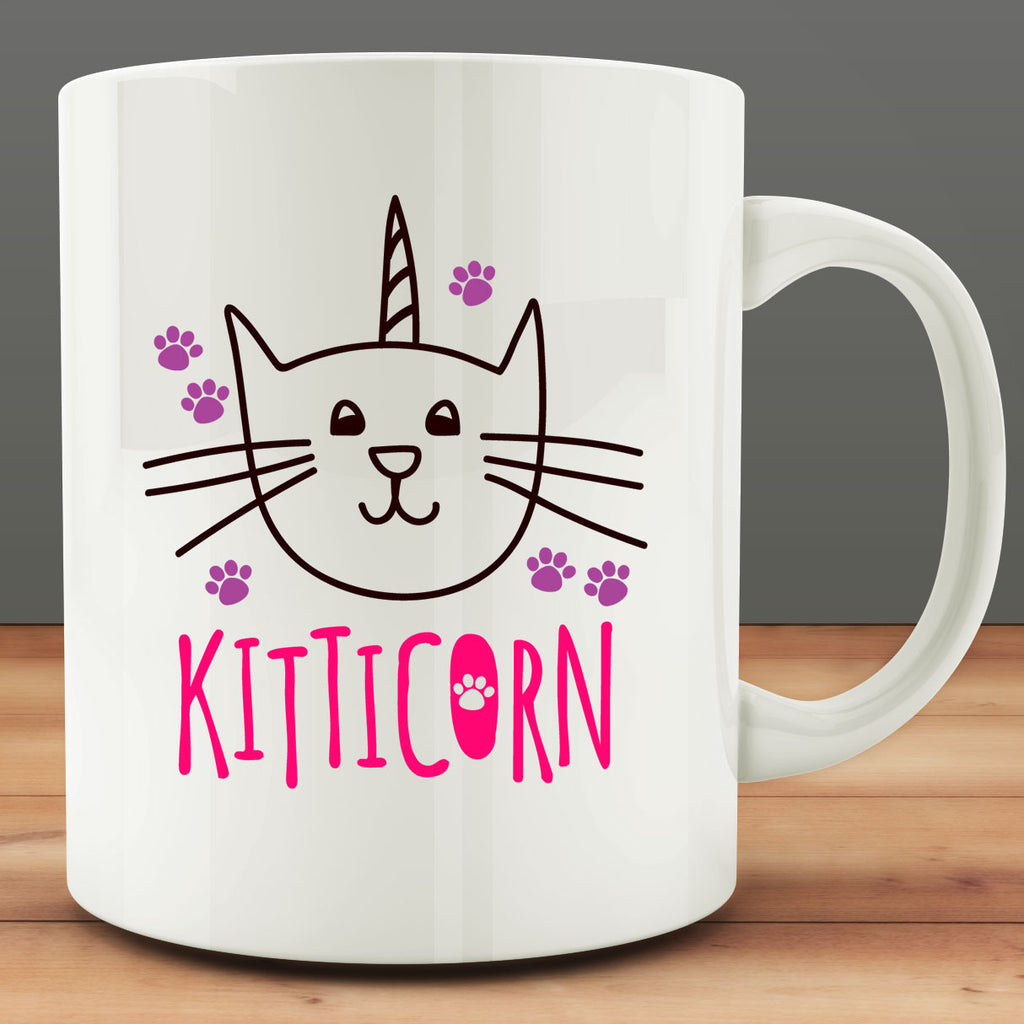 Kitticorn Mug