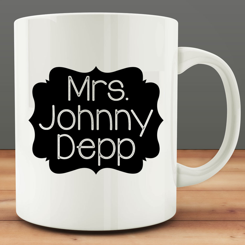 Mrs. Johnny Depp Mug