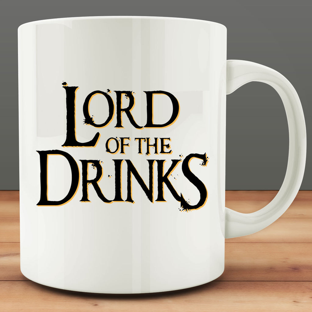 Lord of the Drinks Mug