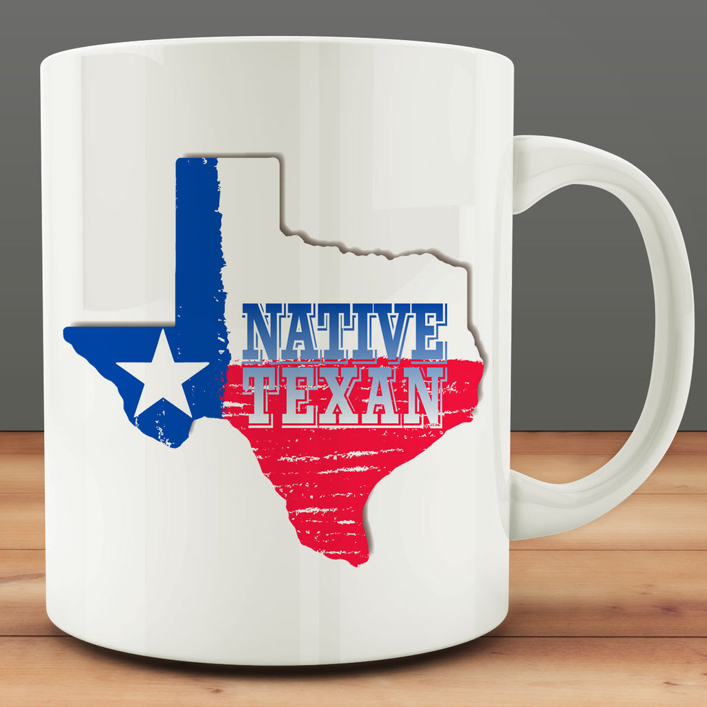 Native Texan Mug