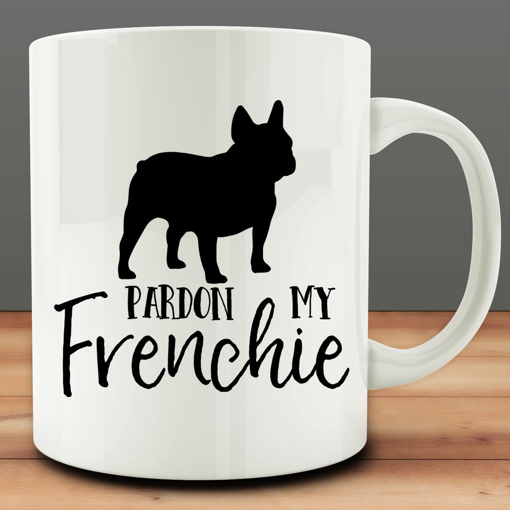 Pardon My Frenchie Mug