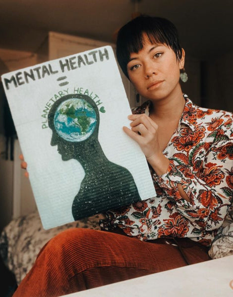 Tori Tsui on mental health during the COVID-19 crisis