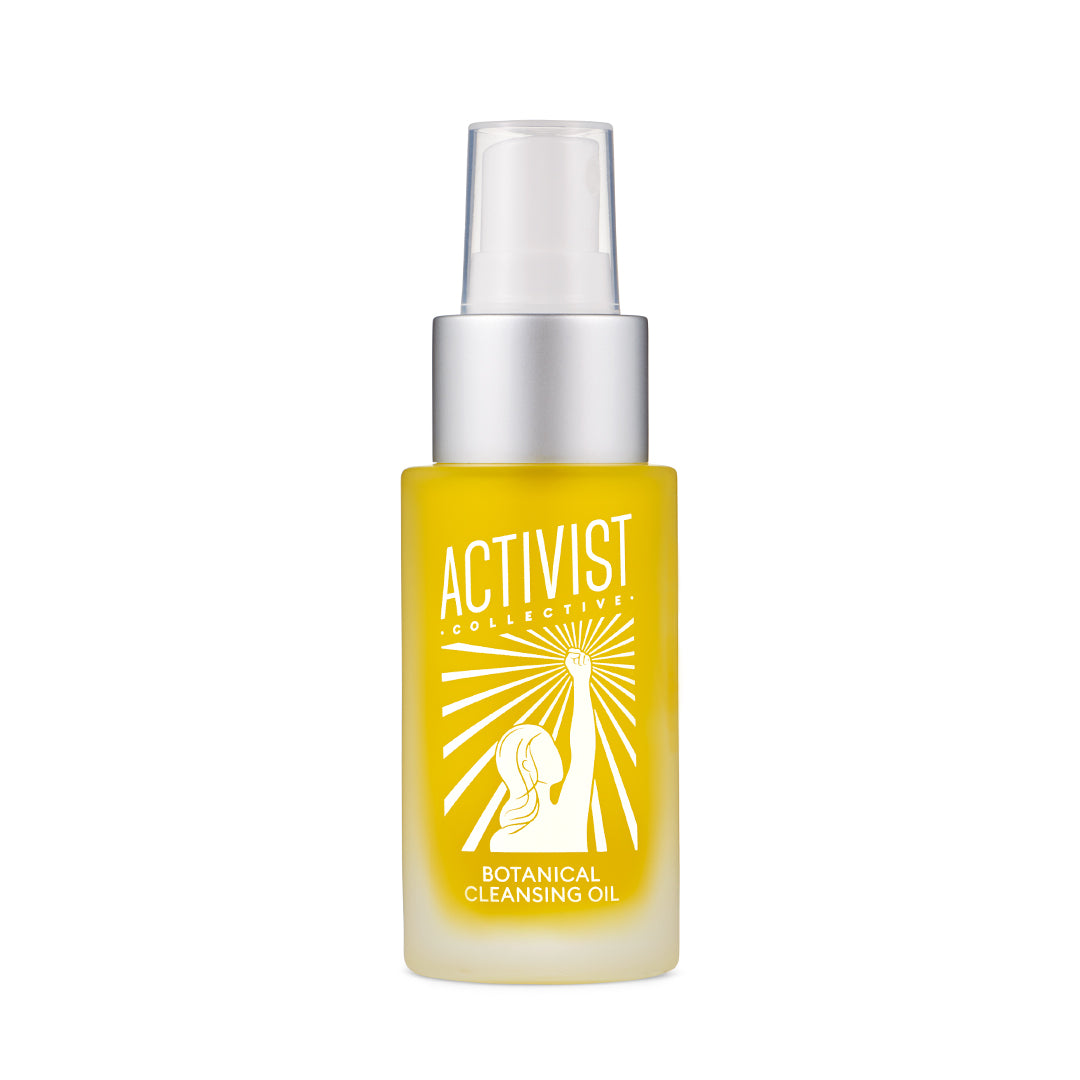 Activist Skincare Botanical Cleansing Oil